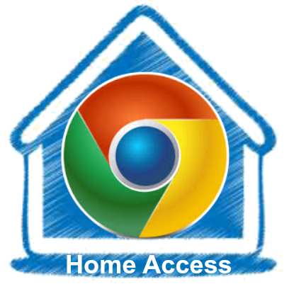 Google Chrome Home Access